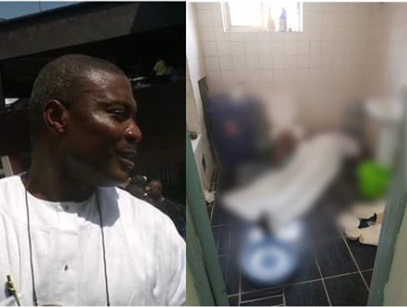 Former House of Reps member,?Independence Ogunewe?found dead In his house (photo)