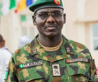 The?Nigerian Army needs more medical personnel ? Maj.-Gen. Ikechukwu Okeke