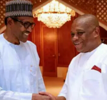 Orji Uzor Kalu shades the heck out of Obasanjo, but made sure not to call him out directly...lol