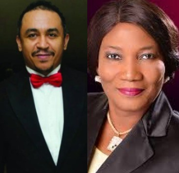 Popular clergywoman, Funke Adejuwon, calls Freeze a fool and an idiot for teaching against tithing, he reacts