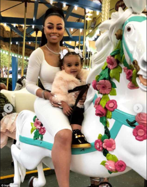 Blac Chyna loses baby stroller deal after she threw her child