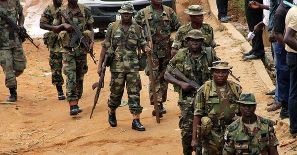 Troops intercept armed herdsmen in Benue state