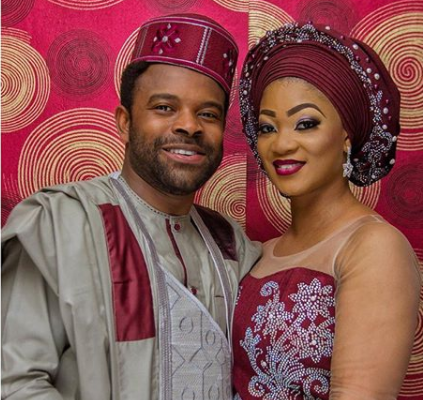 Nollywood actor, Gabriel Afolayan shares pre-wedding photos