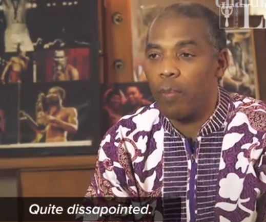 Image result for femi kuti speaks on why he will not support buhari govt