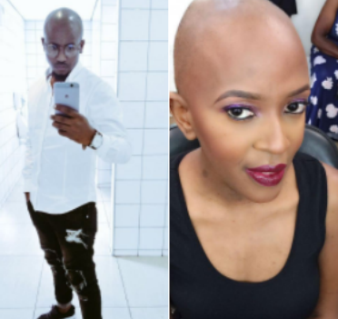 Aww! Nigerian man who stood by his friend during her cancer treatments and later married her shares their story
