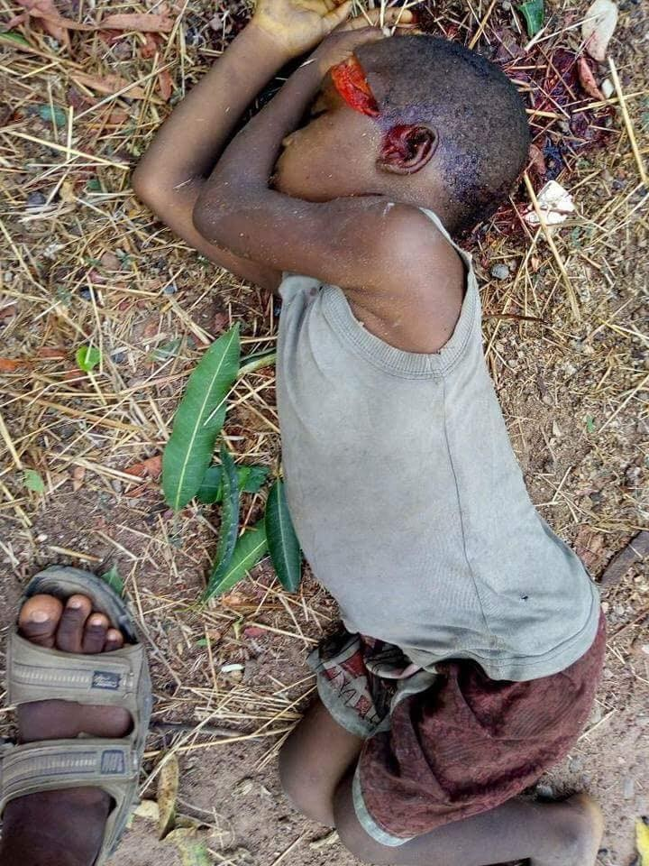 Graphic: Herdsmen slaughter family of five including children in TY Danjuma