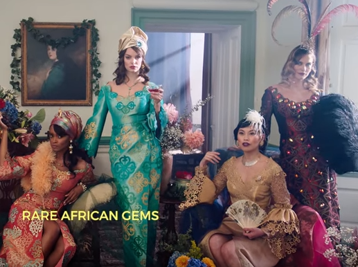 Nigerian Designer Deola Sagoe Called Out For Being Racist After Using More White Models In Her New Advert