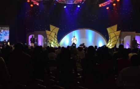 MFM Mountain Top Mega Concert, a gospel music revolution