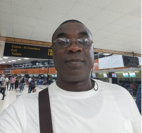 Fuji legend, Kwam 1 heads to Canada on a medical trip?following his?corrective lungs surgery years ago