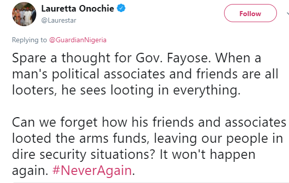 Spare a thought for Governor?Fayose, when a man