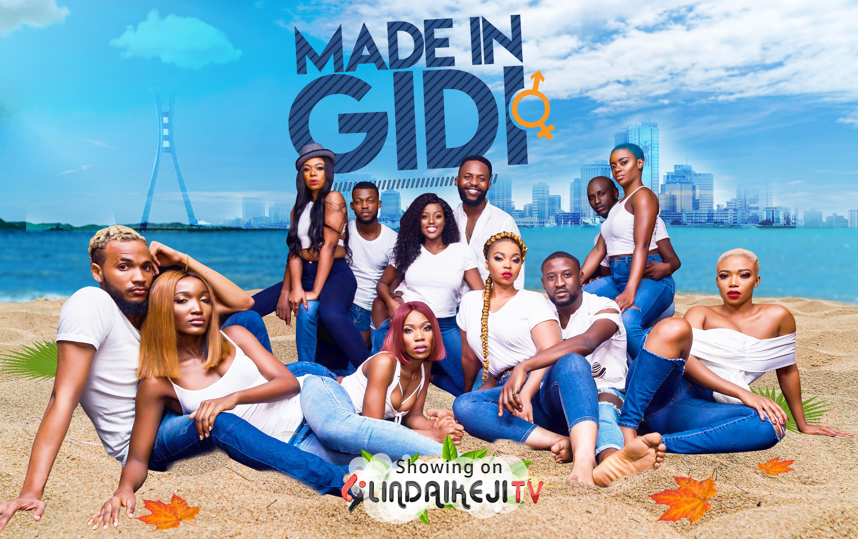 Made In Gidi reality show coming soon on Linda Ikeji TV