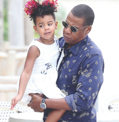 Jay-Z reveals ?the most beautiful thing? Blue Ivy ever said to him (video)