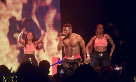 Who knew Falz had a buff body like this?