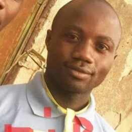 Man mourns his two friends killed by Fulani herdsmen in Southern Kaduna