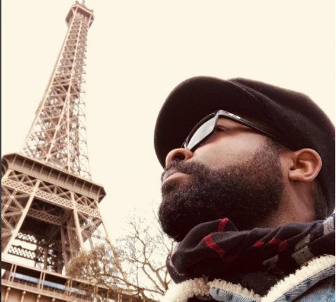 My wife would not approve - Hollywood actor, David?Oyelowo, tells a female fan who wants to meet him in Paris