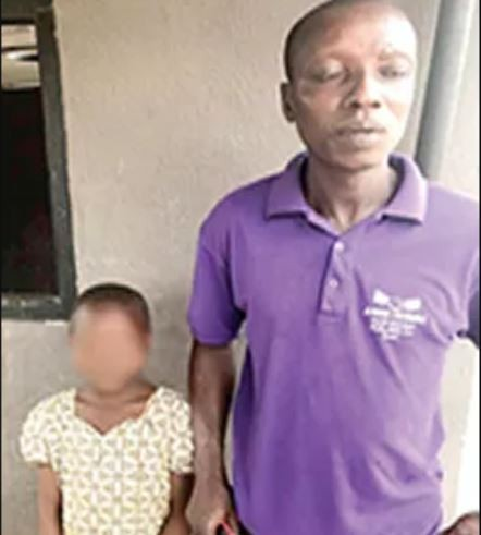 Commercial bus driver, 40 allegedly defiles a 7-year-old girl in Lagos, leaves her bladder damaged?