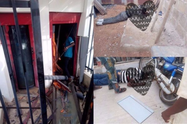 Kwara police release statement on Offa bank robbery, confirm 17 dead & 7 suspects arrested