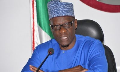 Kwara state governor, Abdulfatah Ahmed, offers N5 million for information on masterminds of Offa bank robbery