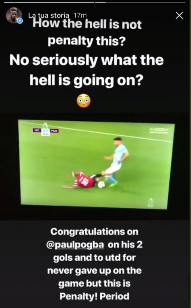 Mario Baloteli humbled by Paul Pogba