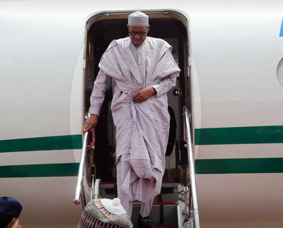 President Buhari set to embark on an official visit to the United Kingdom from Monday April 9th