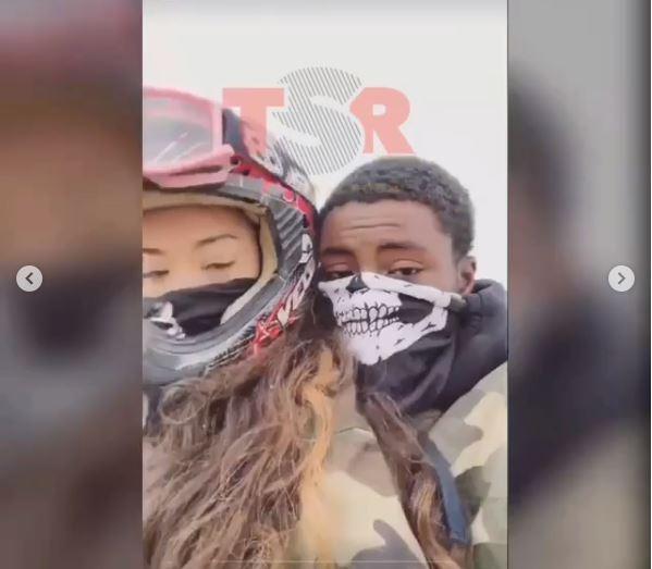 Keyshia Cole, 36, ?and her 22-year-old rapper boyfriend Niko Khal? share cute new photo