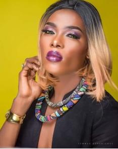 """As a female, I am still a virgin"" Nigerian-Ghana based transgender, Veso Golden Oke reveals in new interview"