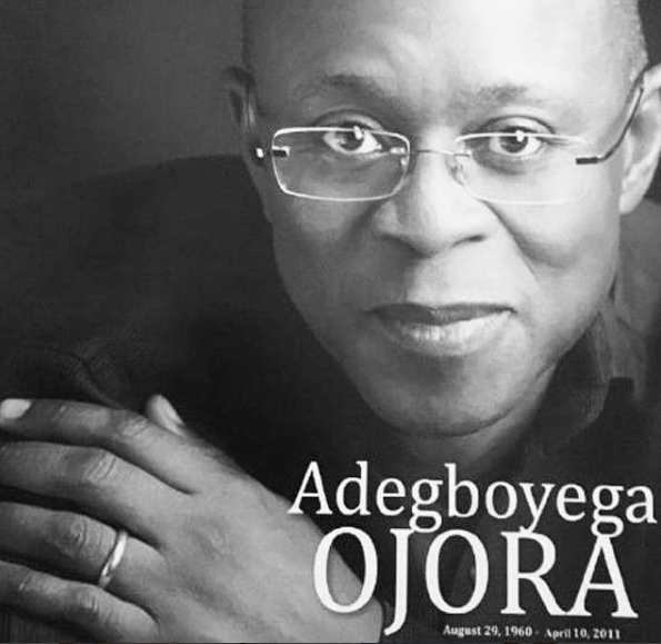 Toyin Saraki remembers her brother, Gbegi Ojora, who died exactly 7 years today