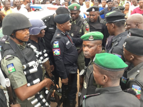 28 suspected kidnappers, robbers and cultists arrested in Edo State