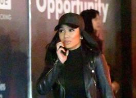 Revealed: The curvy Instagram model spotted at New York hotel with Khloe Kardashian