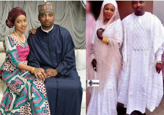 That was fast! Or maybe not! Son of late Emir of Kano, Prince Salisu Bayero takes second wife two years after his wedding