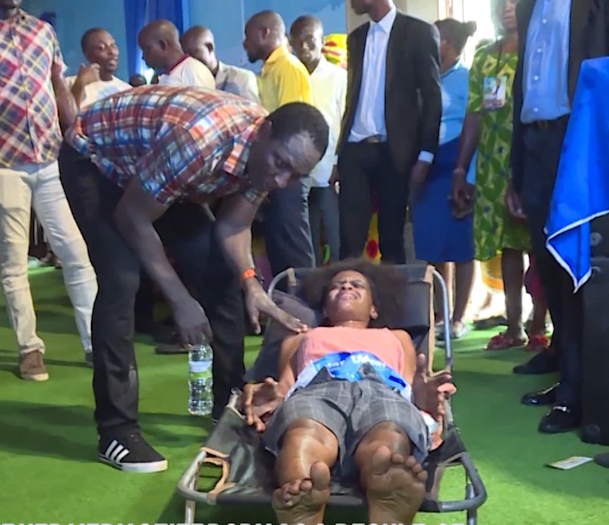 Miracle: Damaged kidney restored by Prophet Jeremiah Omoto Fufeyin