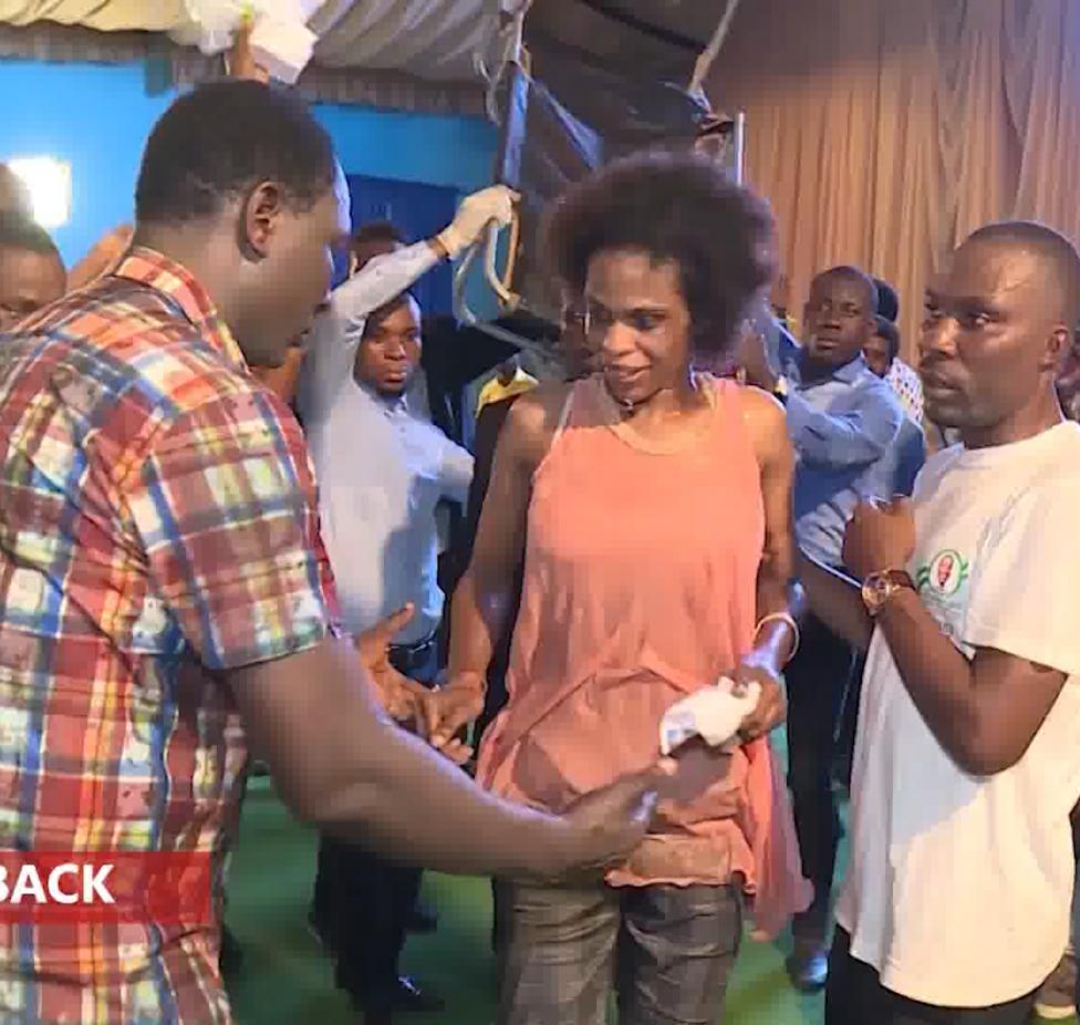 Miracle: Damaged kidney restored by Prophet Jeremiah Omoto Fufeyin