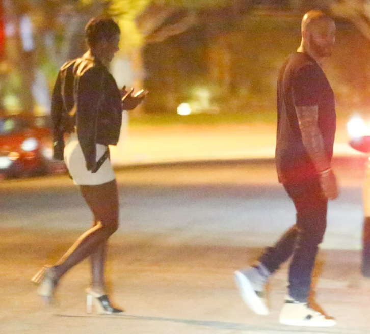 Mel B's ex husband pictured out with woman believed to be his new girlfriend