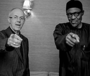 FFK slams Archbishop of Canterbury for supporting President Buhari