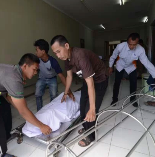 More than 100 dead after drinking toxic alcohol in Indonesia