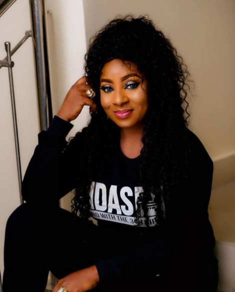 Actress, Mide Martins celebrates her birthday with stunning new photos