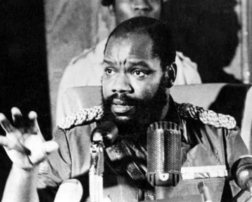 Latest Leader of Biafrans, Ojukwu