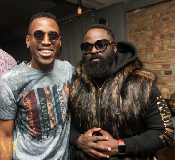 Seyi Law, Dija, Smade, others turn up for Mr 2kay