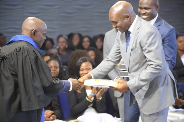 88-year-old man dies a day after graduating from Salvation Ministries Bible school in Rivers state (photos)