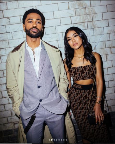 Celebrity couple, Big Sean and Jhene Aiko put up erotic display at an event (Photos)