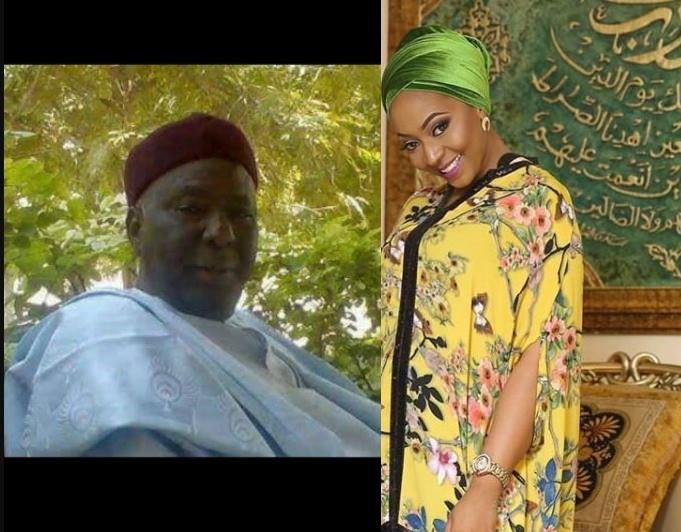 Unmi Fatima Bolori, the ex-wife of Aminu Atiku, son of former Vice President Abubakar Atiku is bereaved.