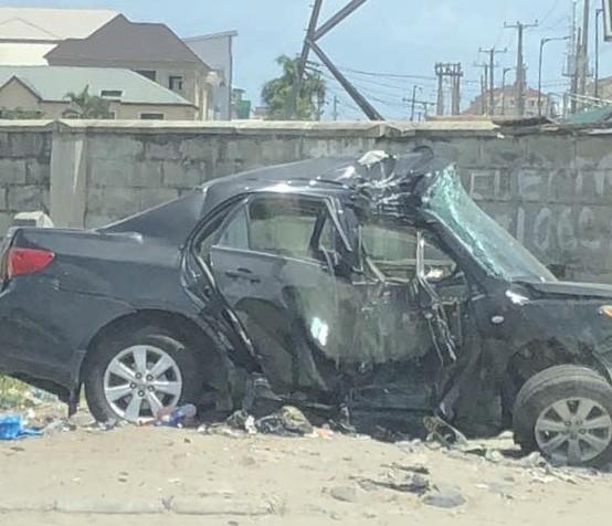 Son of billionaire businessman, Anselm Tabansi, Jesse, dies in car crash (photos)