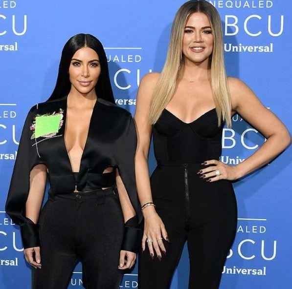 Kim Kardashian says she held Khloe Kardashian