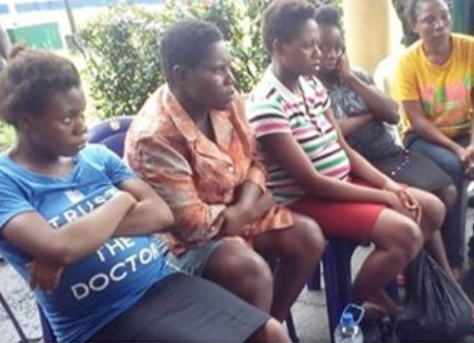 Photo: 37-year old nurse?arrested for helping pregnant girls sell their babies in Rivers State