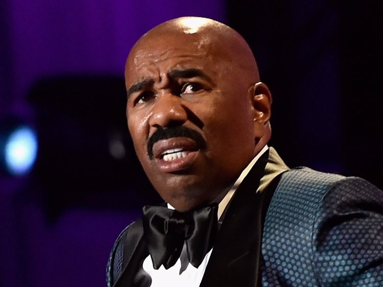 Woman sues Steve Harvey for $2m, says she felt sexually harrassed during appearance on his show