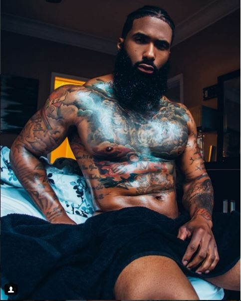 Sunday Morning Hotness featuring model Lamont Johnson (Photos) 18+
