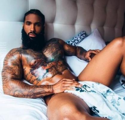Sunday Morning Hotness featuring model Lamont Johnson (Photos) 18+