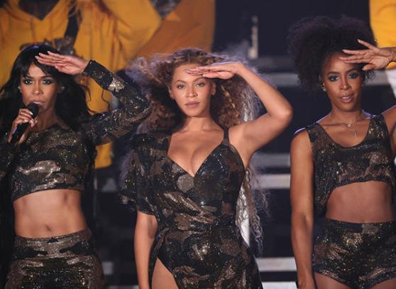 #Beychella: Beyonc? makes history with live performance at Coachella