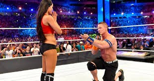 Engaged wrestlers John Cena and Nikki Bella break up and end their engagement after 6 years together