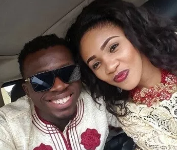 Comedian, Akpororo celebrates after welcoming a set of twins with his wife (video)